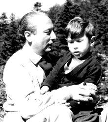 Wladyslaw and Andrzej Szpilman